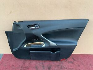 ✔LEXUS IS-F IS250 IS350 FRONT RIGHT PASSENGER SIDE DOOR PANEL ASSEMBLY 100K OEM
