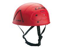 CASCO ARRAMPICATA FERRATA UNISEX CAMP  0202 1  ROCKSTAR 53-62 CM ROSSO