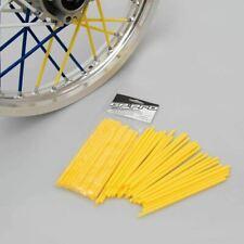 GP Pro Supermoto Spoke Coats - Yellow 21CM 40pk