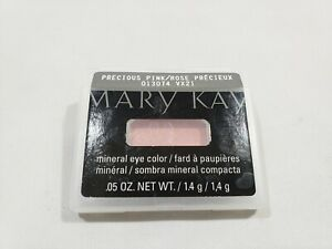 New In Package Mary Kay Mineral Eye Color Precious Pink Full Size Fast Ship