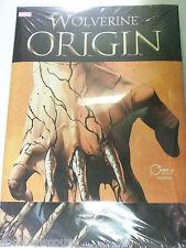 WOLVERINE ORIGIN DELUXE EDITION ( Panini Hardcover Großformat + 5 Poster ) NEU