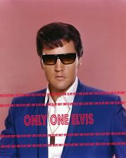 "ELVIS PRESLEY in the Movies 1966 8x10 Photo ""DOUBLE-TROUBLE""  In COOL SUNGLASSES"