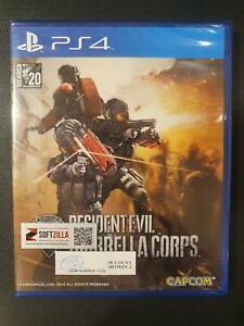 USED PS4 Resident Evil: Umbrella Corps (English Version)