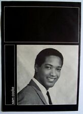 SAM COOKE 1966 Poster Ad