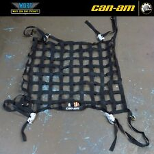Can Am Commander 800 1000 OEM Cargo Box Bed Net Storage Strap Tie Down