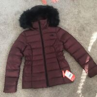 The North Face $230 Women's Gotham II Jacket Size S NWT