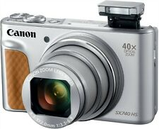 Canon PowerShot SX740 Digital Camera w/40x Optical Zoom & 3 Inch Tilt LCD