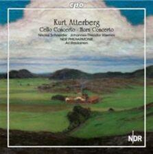Kurt Atterberg: Cello Concerto & Horn Concerto, New Music