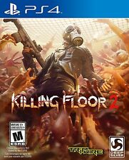Killing Floor 2 [PlayStation 4 PS4, Physical Copy, Online Survival Horror] NEW