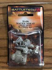 Battletech Msk-65 Mackie 20-686 Click for more Savings!