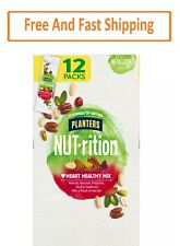 New listing Planters Nut-rition Heart Healthy Mix (18 oz., 12 pk.)