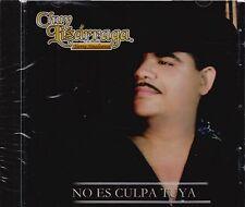 Chuy Lizarraga y su Banda Tierra Sinaloense NO Es Culpa Tuya CD New Nuevo Sealed