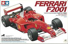 TAMIYA 1:20 KIT AUTO F1 FERRARI  F2001 GRAND PRIX COLLECTION N. 52  ART 20052