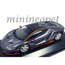 Kyosho Lamborghini CENTENARIO 1 64 Black Metallic With Orange Accents KS07065A3