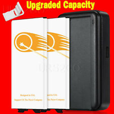 Upgraded 5420mAh Replacement Battery w/ Travel Charger For Lg G5 H820 Bl-42D1F