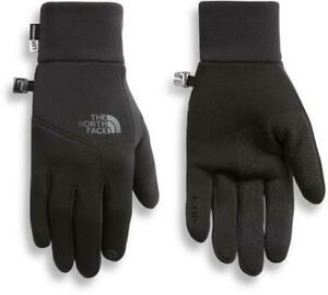 New The North Face UNISEX Etip Glove -TNF Black - U/R Powered Touch Screen Tips