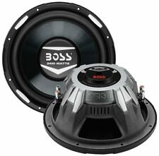 "Boss 12"" Car Subwoofer 2400W Max 4 Ohm DVC AR12D"