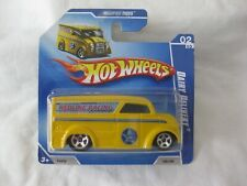 Hot Wheels 2009 Modified Rides Dairy Delivery Mint In Short Card