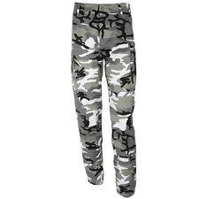 Pantalon BDU Camo Urabingris CityGuard Gris - #606060 46