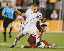 Jermaine Jones Signed 8x10 w/ GREAT PROOF + COA US Soccer Besiktas Schalke USA 1
