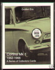 FORD CORTINA MK1 (1962-66) Carta Set - Lotus GT Crayford