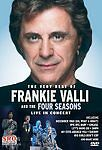 Frankie Valli and the Four Seasons - Live in Concert (DVD, 2007) Disc Only V2