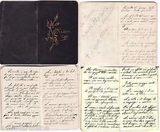 #PICCOLO BLOCK-NOTES CON FRASI E AFORISMI- 1914