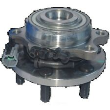 Wheel Bearing and Hub Assembly-SE, 4WD Front GSP 116065