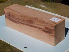 Drechselholz Holz Rohling Buche Penblank Kantel Messer Griff Block Kernholz 5
