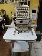 Ricoma 12 Needle embroidery machine