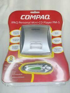 Rare Vintage Compaq iPAQ PM-1 Mini-CD  Player Brand New Sealed