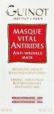 Guinot Vital Antirides Mask Masque 50ml(1.65oz) Fresh New