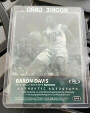 Baron Davis RC SAGE AUTO 275/339 CARD