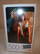 Flashdance 500 Piece Puzzle - Retro Look in Blockbuster VHS Case  Cardinal Games