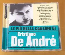 [AC-063] CD - LE PIU' BELLE CANZONI DI CRISTIANO DE ANDRE' - 2006 - OTTIMO