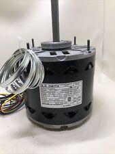 New Listingaosmith Electric Motor 12 Hp 1075 Rpm 208 230 Volt 1 Phase F48h06a01