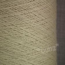 ZEGNA BARUFFA CASHWOOL PURE MERINO WOOL 2/30s IVORY CREAM LACEWEIGHT YARN 1 PLY