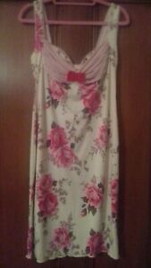 Wheels and Dollbaby Antique Rose Dress 4 ~ UK 12/14