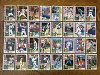 1984 MONTREAL EXPOS Topps COMPLETE MLB Team Set 32 Cards RAINES CARTER DAWSON!