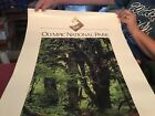 Olympic National Park 50th Anniversary Poster Signed by Pat O'Hara