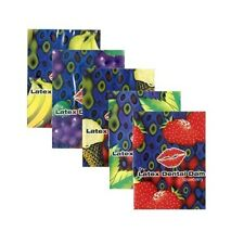 Line One Labs Dental Dams Natural Latex Rubber Unlubricated Assorted Flavors