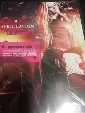 Dvd Avril Lavigne The Best Damn Tour Live In Toronto