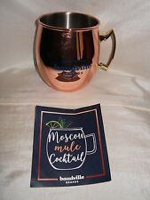 """NEW ~Cheers Line - Moscow Mule - """"I Make Every Hour Happy Hour"""" (stainless steel"""