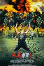 Oliver Stone Signed Autographe 20x30cm Platoon en personne Autograph COA