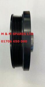 FOR HYUNDAI ix35 SANTA FE 2.0 2.2 CRDi DIESEL ENGINE TVD CRANK SHAFT PULLEY