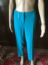 Trousers PENNYBLACK Woman blue color, size 48, with 4 pocke  Pantaloni azzurro