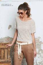 Herbst Kurzarm Damen-Pullover & -Strickware ohne Muster