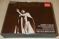 BELLINI-IL PIRATA-2xCD 1993-MARIA CALLAS/COSTANTINO EGO-RESCIGNO-1959-RARE