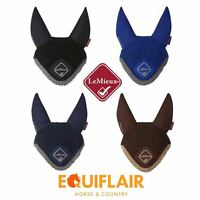 LeMieux Classic Acoustic Ears Noise Reduction Fly Hood Veil