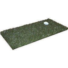 """12"""" X 24"""" Rough Chipping Golf Fairway Driving Hitting Practice Mat With 5mm Foam"""